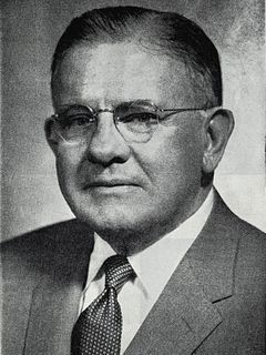 Henry D. Moyle Member of the Quorum of the Twelve Apostles