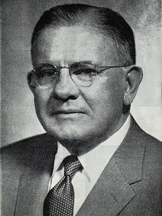 Henry D. Moyle - Image: Henry D. Moyle 2