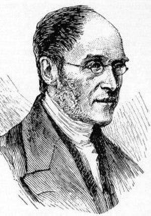 Henry Francis Lyte - An older Henry Francis Lyte.
