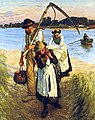 Henry Herbert La Thangue - Travelling Harvesters.jpg