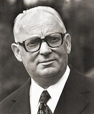 Henryk Jabłoński, The Chairman of the Council of State (Head of State) of the People's Republic of Poland 1972-1985.jpg