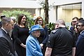 Her Majesty The Queen visit to 2 Marsham Street (22751047277).jpg