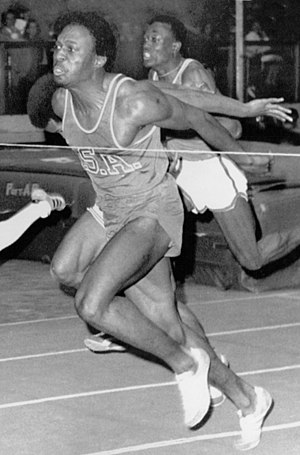 Herb Washington - Washington in 1974