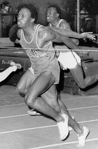 Herb Washington - Washington in 1974