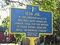 Herkimer County Jail Marker Sep 09.jpg
