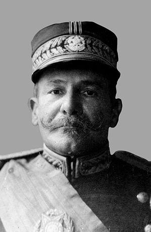 Contestado War - Marshal Hermes da Fonseca, President of Brazil