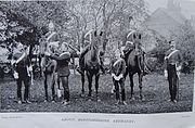 Hertfordshire Yeomanry 1890s