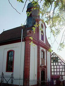 Die kleine lutherische Kirche