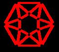 Hexagonal antiprismatic graph.png