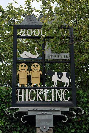 Hickling, Nottinghamshire