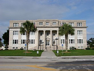 Highlands County, Florida - Image: Highlands Courthouse