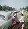 Highway 2 near Brockville, Ontario, Canada - 1952.jpg