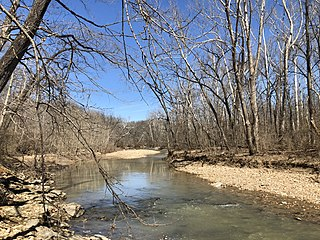 Hinkson Creek