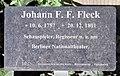 Hinweis Mehringdamm 21 (Kreuz) Johann F F Fleck.jpg