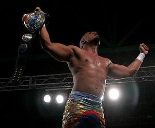 Hiram Tua Puerto Rican professional wrestler