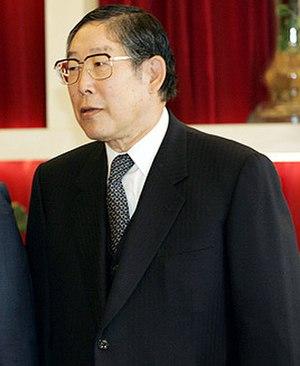 Hiroshi Okuda - Hiroshi Okuda in 2005