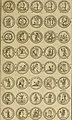 Historia Byzantina duplici commentario illustrata - prior, Familias ac stemmata imperatorum constantinopolianorum, cum eorundem augustorum nomismatibus, and aliquot iconibus - praeterea familias (14764560931).jpg