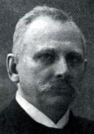 Hjalmar August Schiøtz - Hjalmar Schiøtz