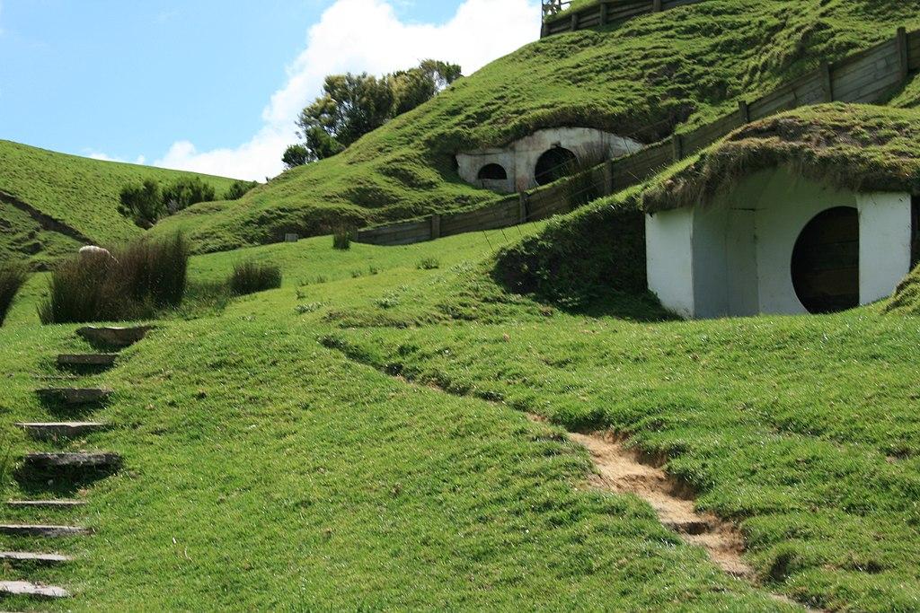 Hobbiton en Matamata