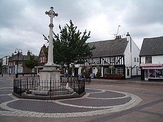 Hoddesdon - Image: Hoddesdon Town Centre