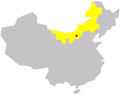 Hohhot in China.png