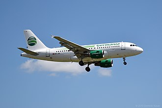 Germania Flug - Germania Flug Airbus A319-100