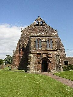 Abbeytown village in the United Kingdom
