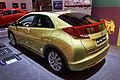 Honda - Civic - Mondial de l'Automobile de Paris 2012 - 205.jpg