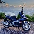 Honda Air Blade on Monkey Mountain.jpg