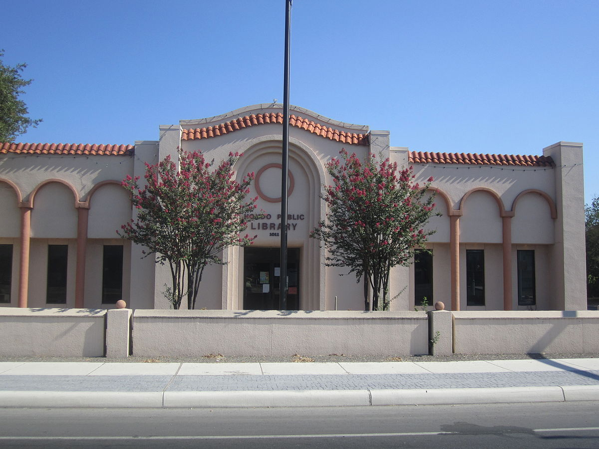 Beaumont Public Library System – City of Beaumont, Texas