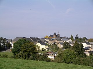 Commune in Clervaux, Luxembourg