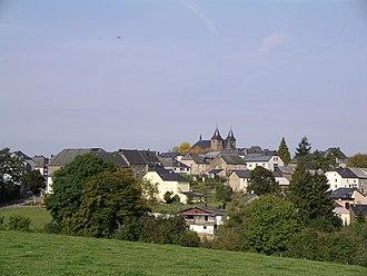 Parc Hosingen - Image: Hosingen, Fernblick