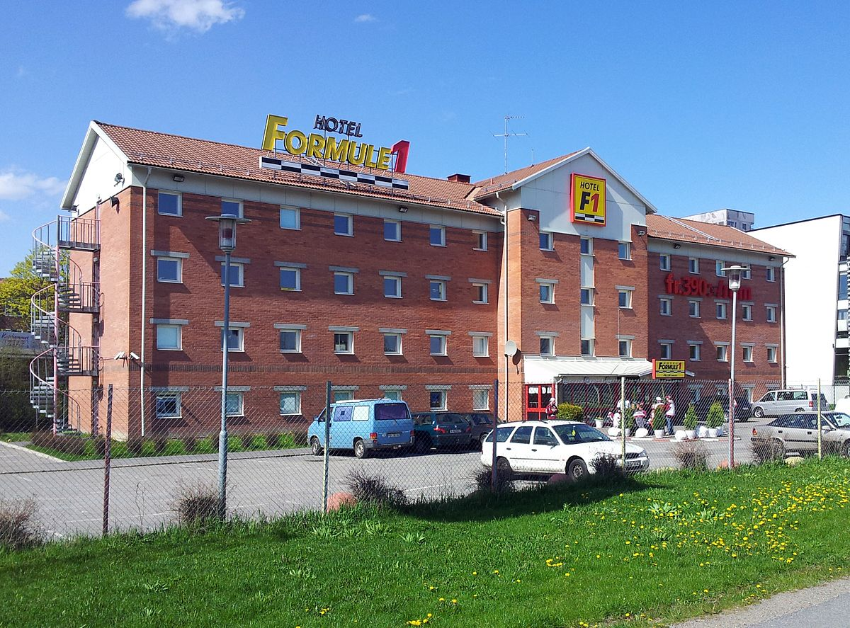 Hotel Formule  Fontenay Tresigny