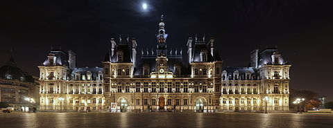 Hotel de Ville Paris Wikimedia Commons.jpg