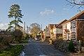 Houses in Beacon View Road, Elstead - geograph.org.uk - 1609634.jpg