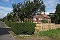 Houses on Wheldrake Lane, Crockey Hill (geograph 4098051).jpg
