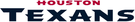 Houston Texans wordmark