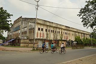 Belepole Neighbourhood in Howrah in West Bengal, India
