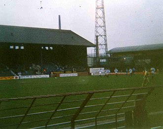 Leeds Road - Leeds Road in 1990