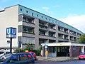 Hufeisensiedlung - U-Parchimer Allee (Horseshoe Estate - Parchimer Allee Tube Station) - geo.hlipp.de - 42322.jpg