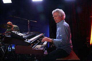 Hugh Banton British musician