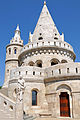 Hungary-0204 - Bastion Tower (7326340764).jpg