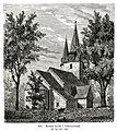 Husaby kyrka Västergötland (Montelius 1877 s404 fig466).jpg