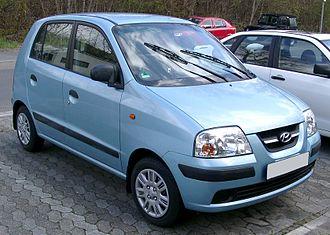 Hyundai Atos - Second facelift Hyundai Atos (Europe)