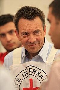 ICRC president Peter Maurer in Syria (7930973296).jpg