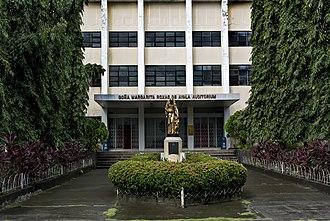 Concordia College (Manila) - Image: IJV Concordia 2