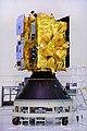 INSAT-3DR Satellite in clean room at Sriharikota.jpg