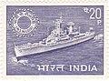 INS Nilgiri 1968 stamp of India.jpg