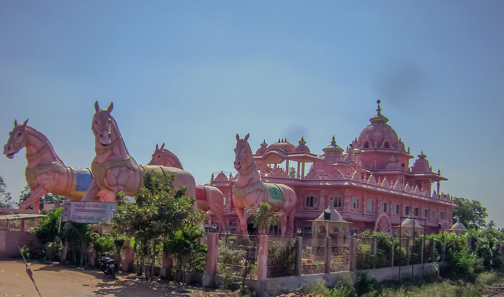 File iskcon temple anantapur dr murali mohan gurram 3 for K murali mohan rao wiki