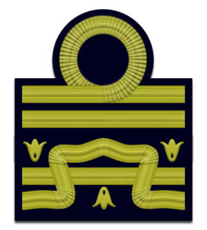 Rank insignia of the Carabinieri - Image: IT Navy OF 8